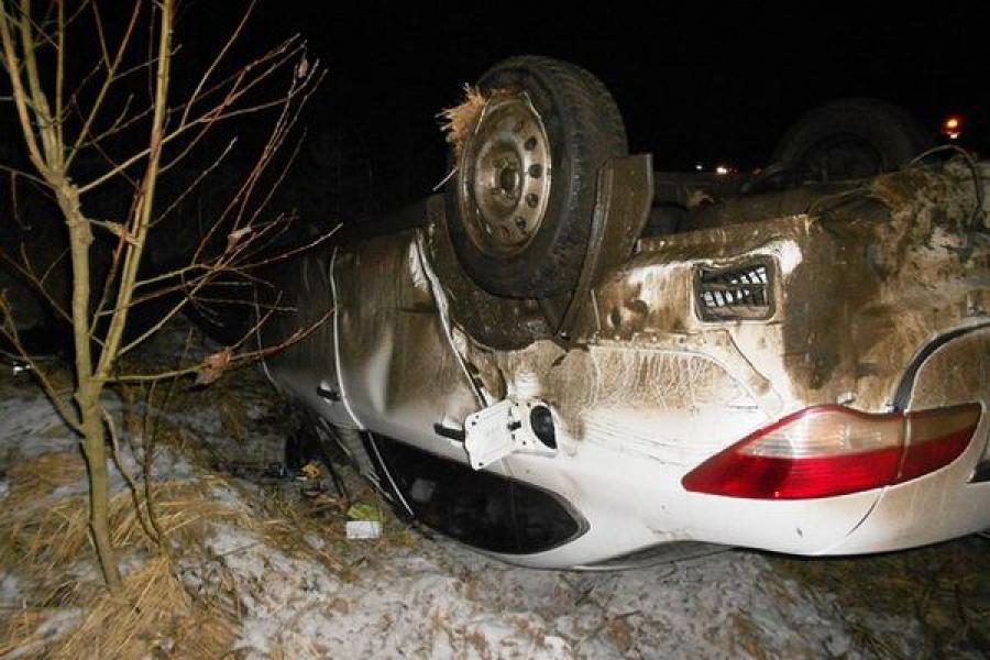Пьяные водители спровоцировали два ДТП