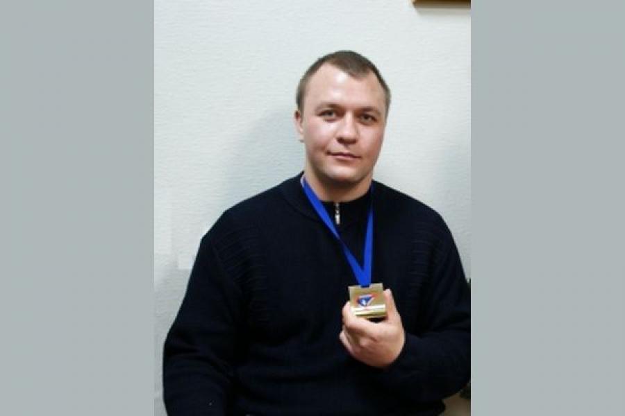 Судебный пристав из Тверской области стал чемпионом мира