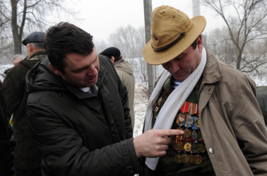 В память о мужестве и героизме воинов-интернационалистов