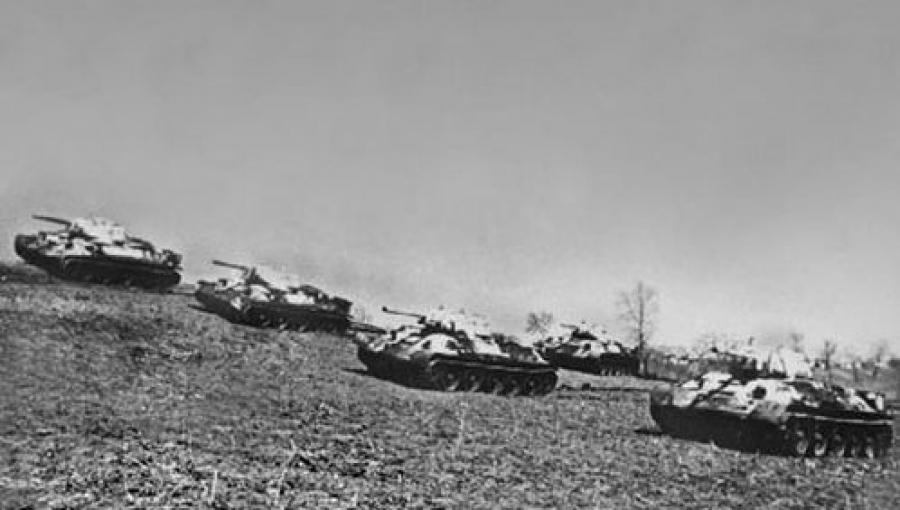 Поклонники игры «World of Tanks» отправятся из Твери в автопробег по Курской дуге