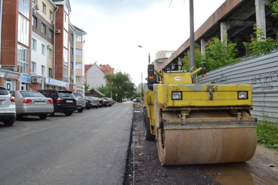 Текущий ремонт немагистральных дорог в Твери: дело движется