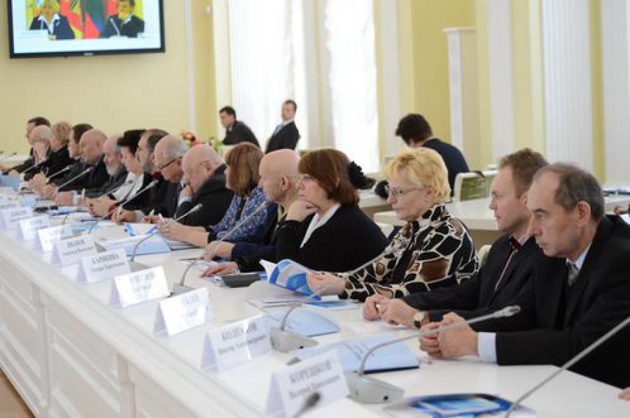Общественная палата Тверской области в 2013 году: внимание ко всем сферам жизни региона