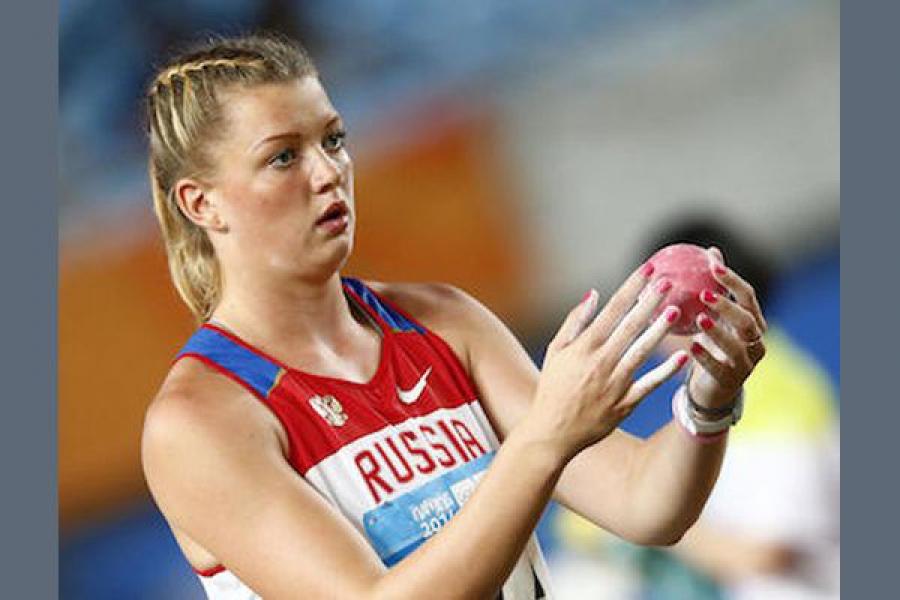 Спортсменка из Конакова взяла «золото» на юношеских Олимпийских играх