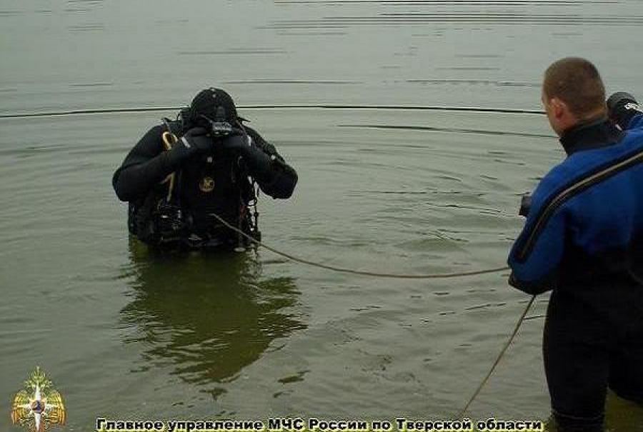 В Тверской области утонул мужчина