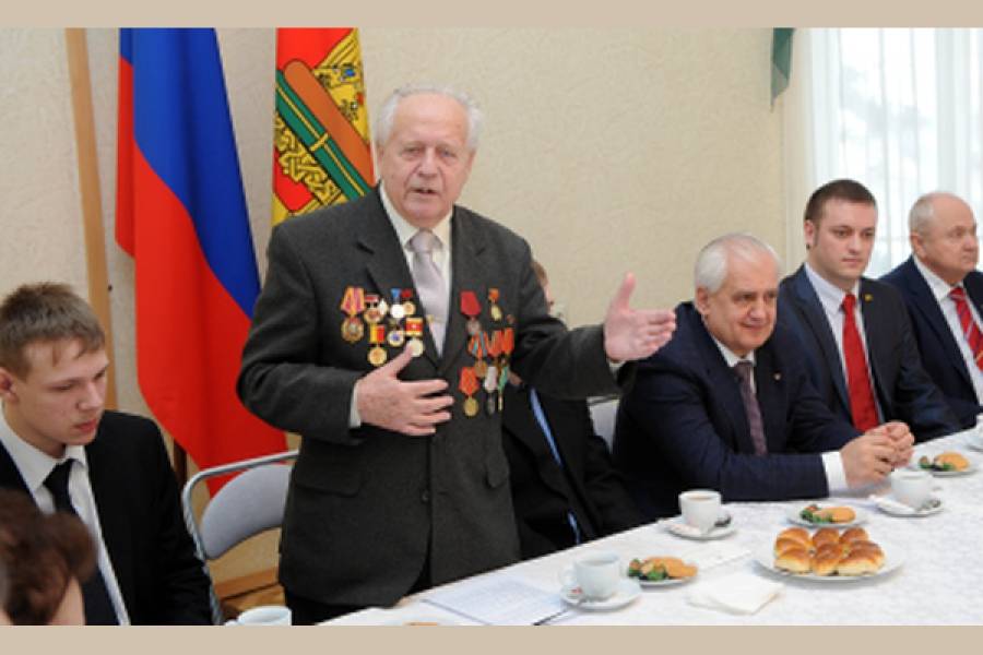 В канун 80-летия области прошла встреча губернатора с людьми, «поднимавшими» Верхневолжье