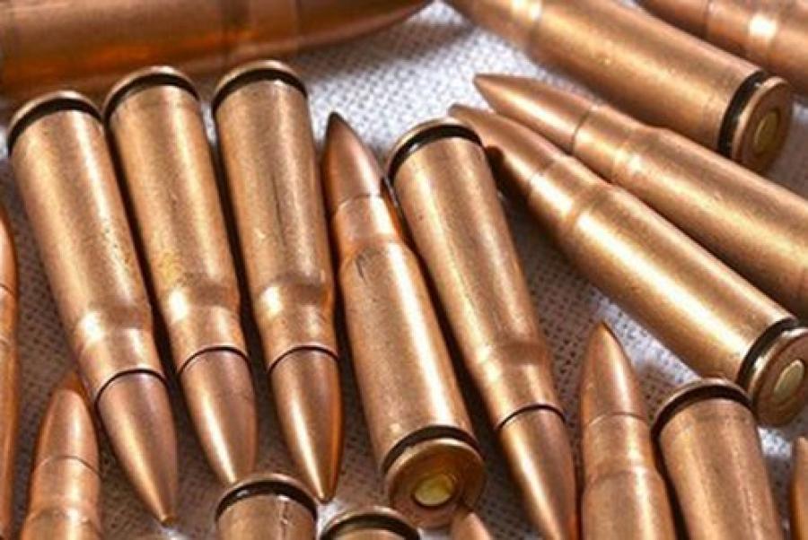 В Заволжье во время работ по благоустройству рабочие нашли боеприпасы