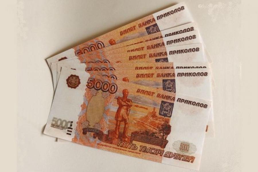 В Белом мошенницы поменяли старушке настоящие деньги на сувенирные