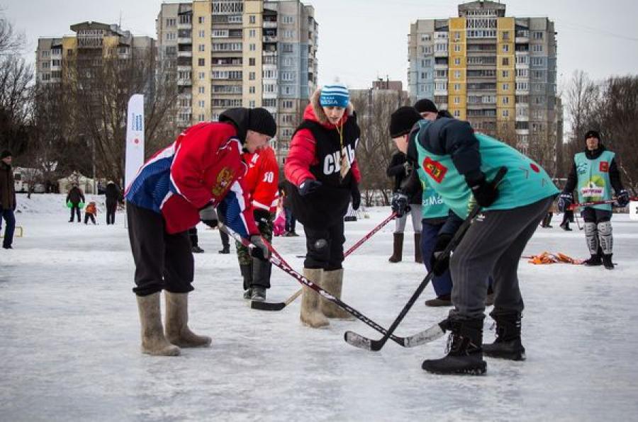 «Хоккей на Волге» пройдёт в Твери в новогодние каникулы