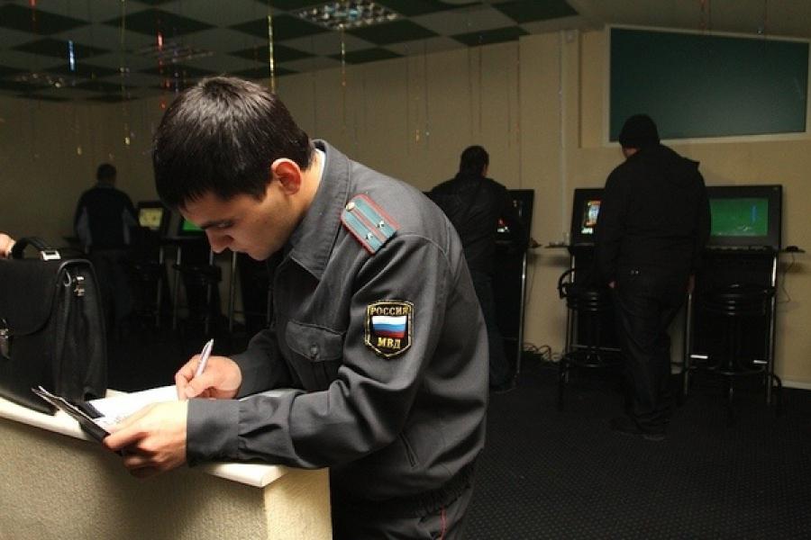 Полицейские выявили еще три игорных клуба