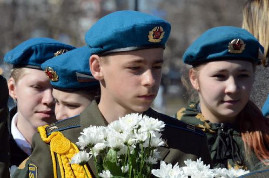 Вахта памяти-2014 открылась в Тверской области
