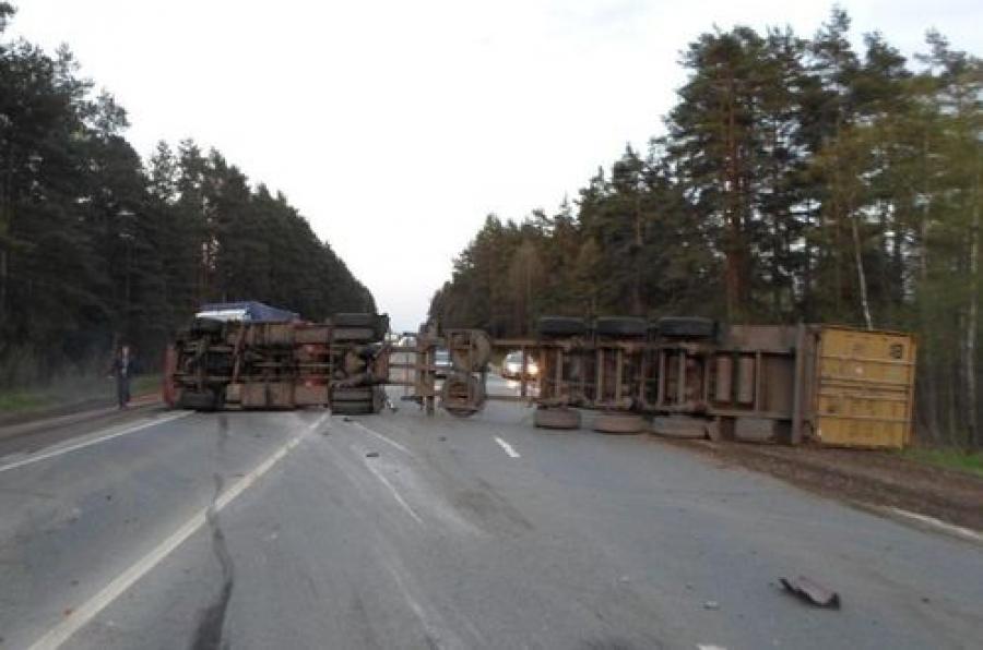 «Тройное» ДТП на трассе М-10: погиб один человек