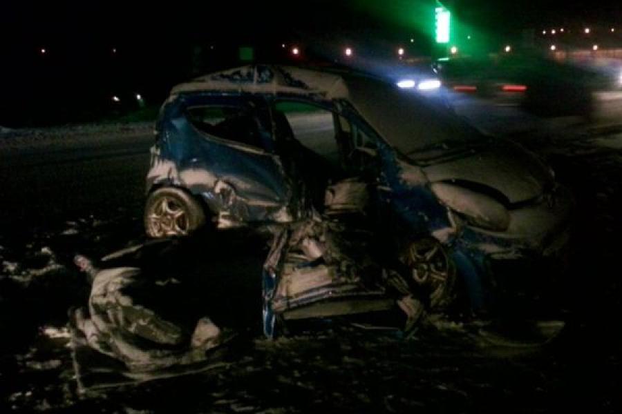 В ДТП на трассе М-10 «Россия» погибла женщина