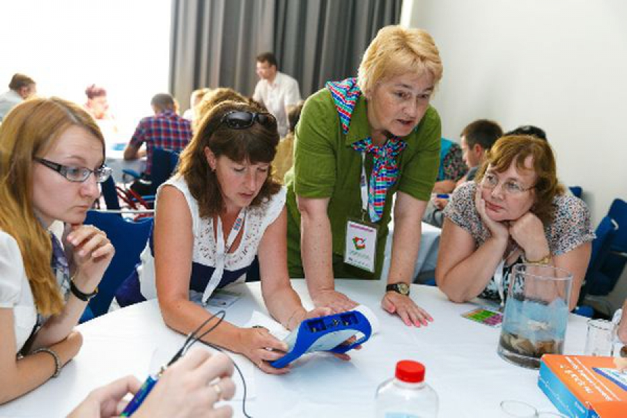 Педагоги обсудили в Завидове новейшие образовательные технологии