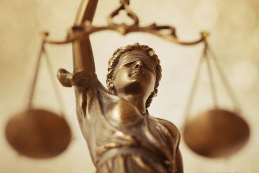 Коллективы трех районных судов Верхневолжья принимают поздравления