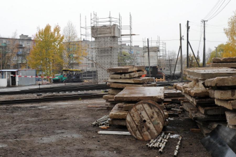 Реконструкция путепровода через ОЖД в Торжке может быть закончена досрочно