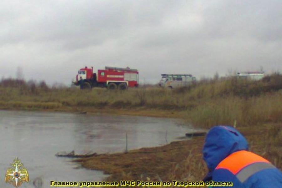 В Вышневолоцком водохранилище утонул мужчина