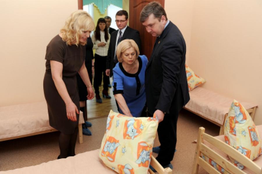 Детские сады в Калининском районе возрождаются