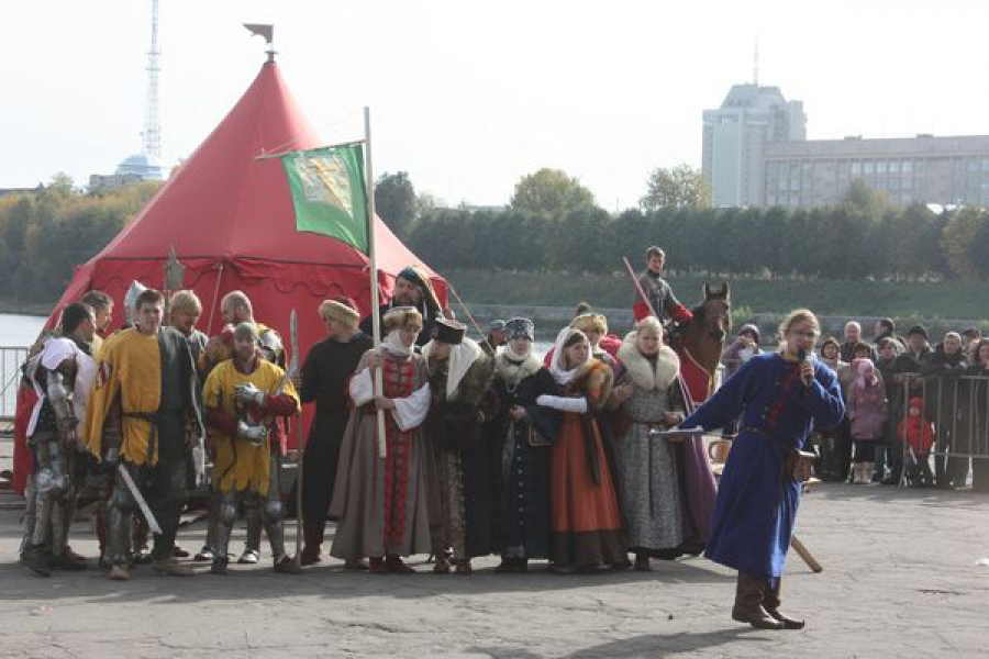 «Княжество Тверское»: историческая память и зрелищное шоу