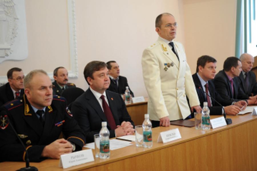 В Твери День прокуратуры отметили торжественным собранием