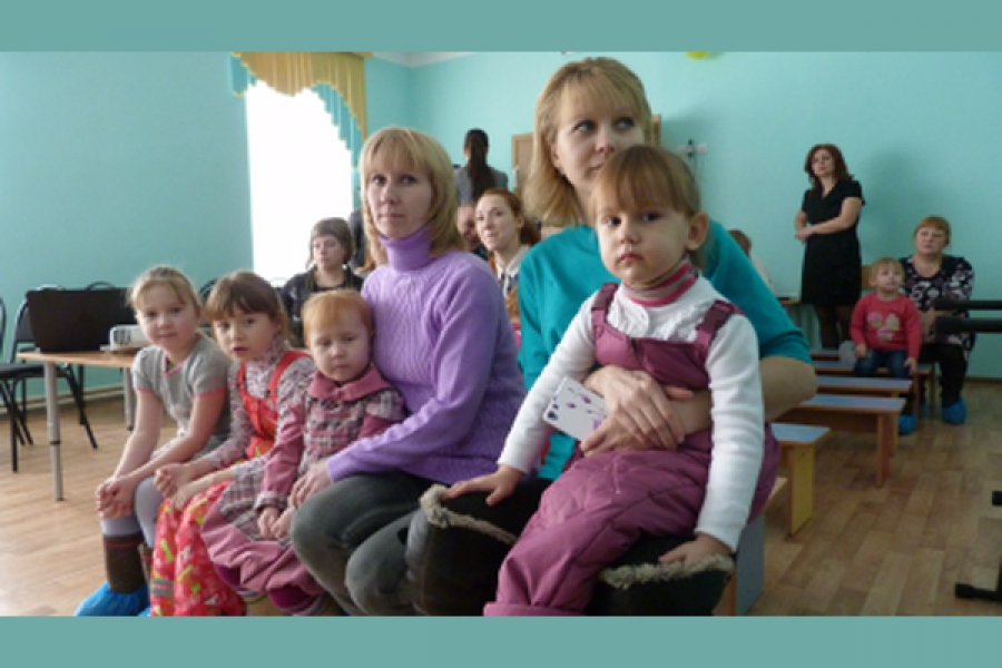 Новый детсад смогут посещать 60 юных жителей Калининского района
