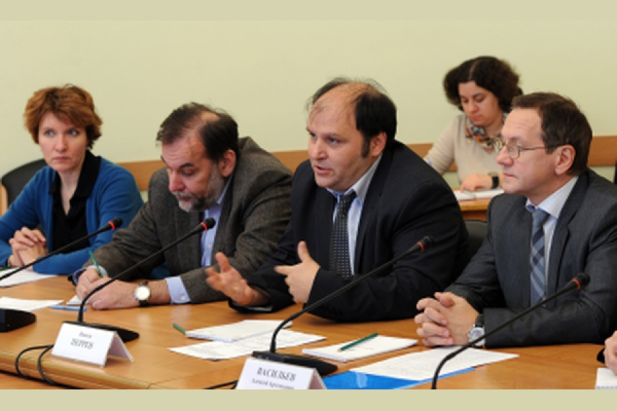 МБРР доволен сотрудничеством с Тверской областью в развитии отрасли культуры