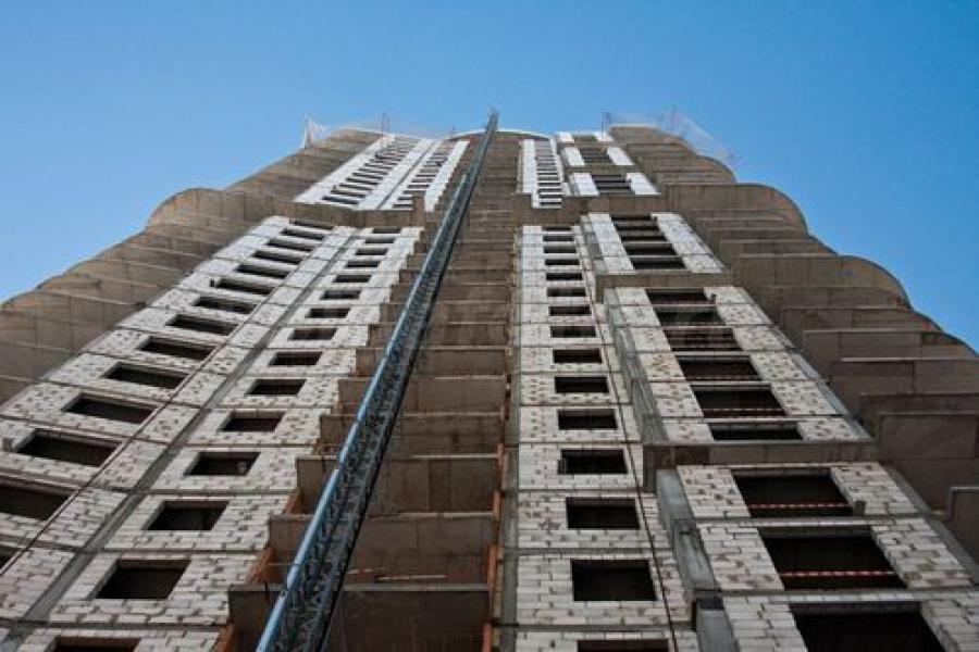 Возводить в городе высотки хотят тверские строители