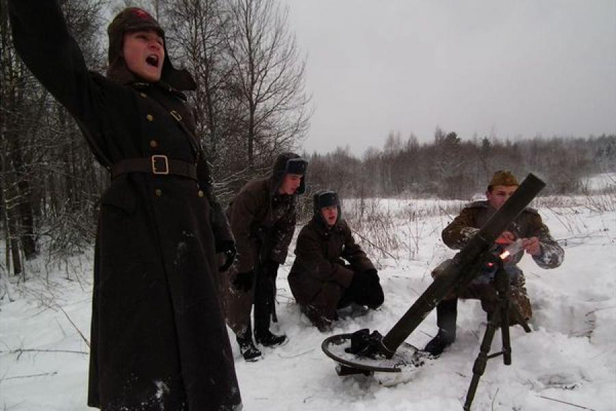 Осташковские школьники совершат марш-бросок по местам боев