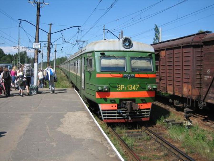 Проезд в электричках в Тверской области с 1 августа подорожает