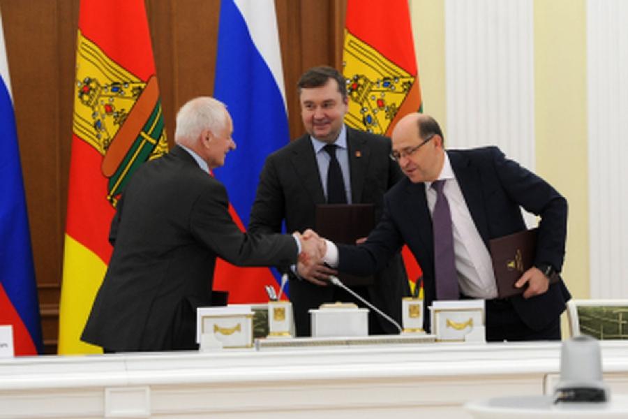 Трехстороннее соглашение определило минимальную заработную плату для Тверского региона