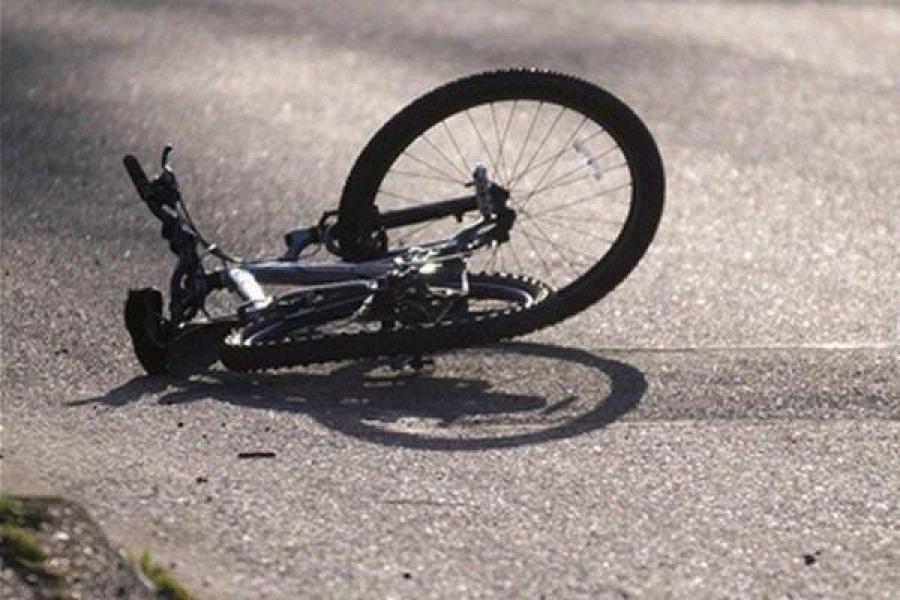 Водитель автомобиля, сбившего велосипедистку, бежал с места ДТП