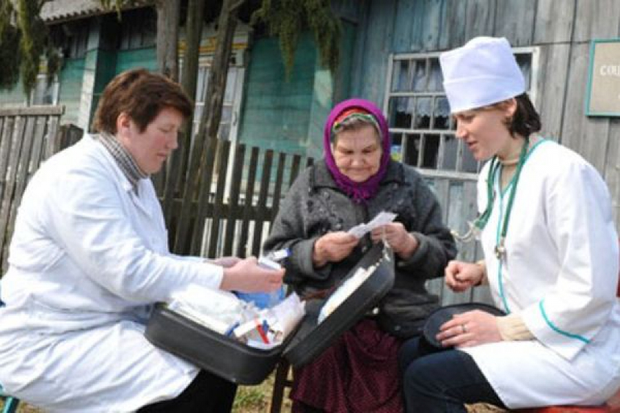 «День сельского врача» прошёл в Твери