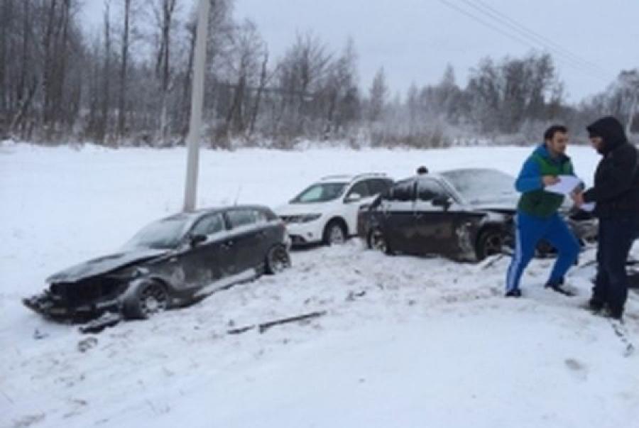 Крупное ДТП произошло на трассе М-10 в Торжокском районе