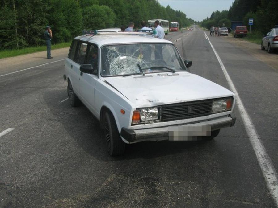 В Тверской области девочка погибла под колесами автомобиля