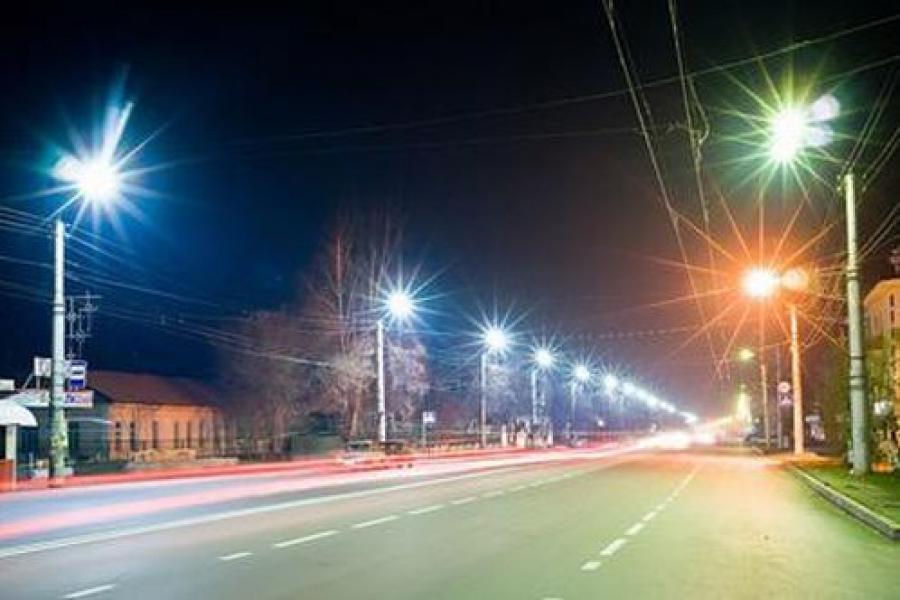 В Твери планируют модернизировать уличное освещение