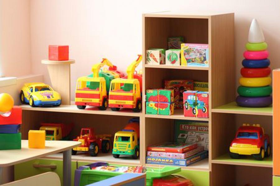 Зачисление в детские сады началось в Твери