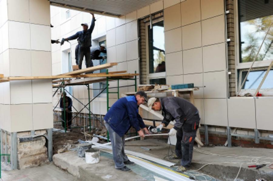 Детская поликлиника в Ржеве должна открыться в конце октября
