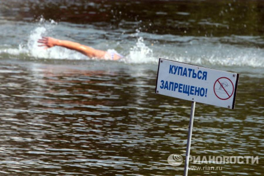 В столице Верхневолжья негде купаться