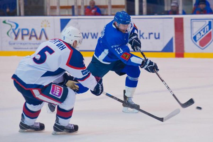 ТХК всухую разбил «Южный Урал»