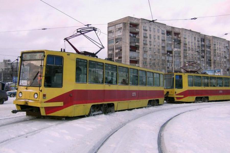 В Твери перед Новым годом не будут ходить трамваи №№5 и 11