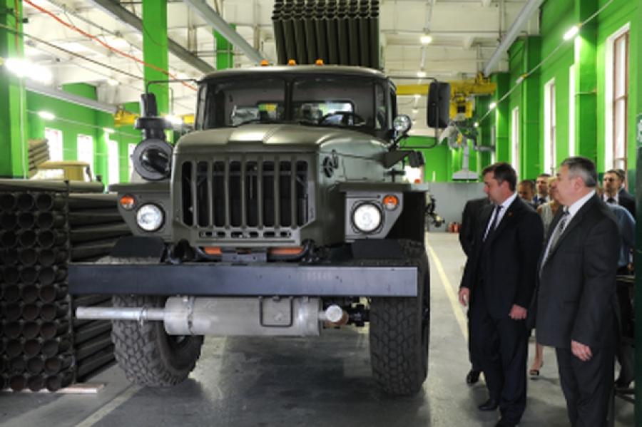 Губернатор оценил, как в Ржеве готовятся к 800-летию