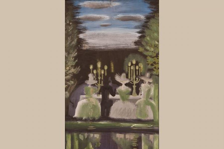 В «Ночь искусств» посетителей ждут «Девкина забавка» и «Жёлтая кофта»