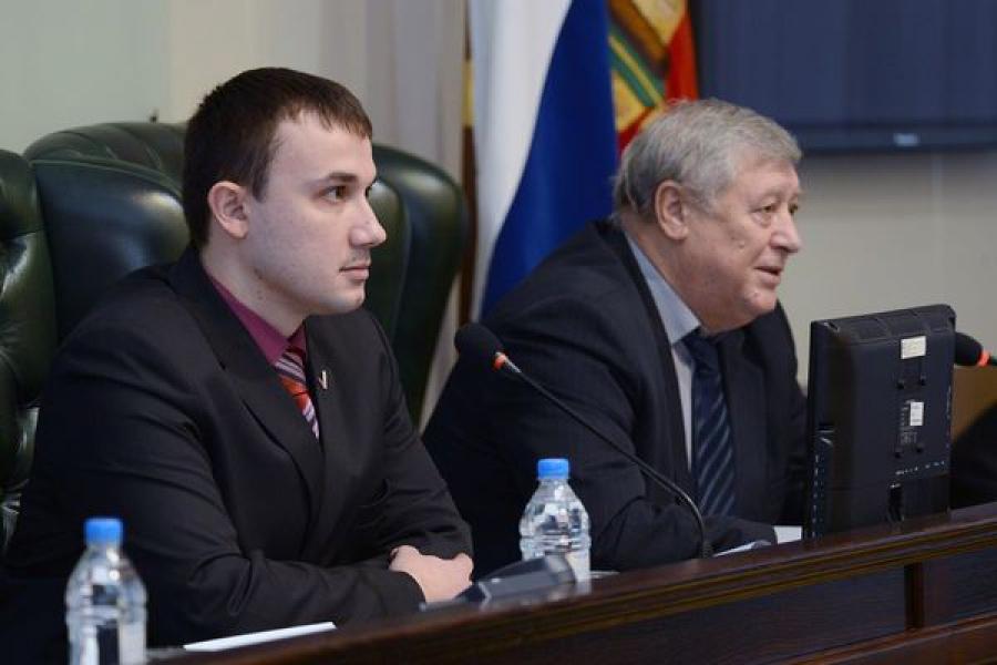 Члены Молодежной палаты Тверской области подвели итоги года