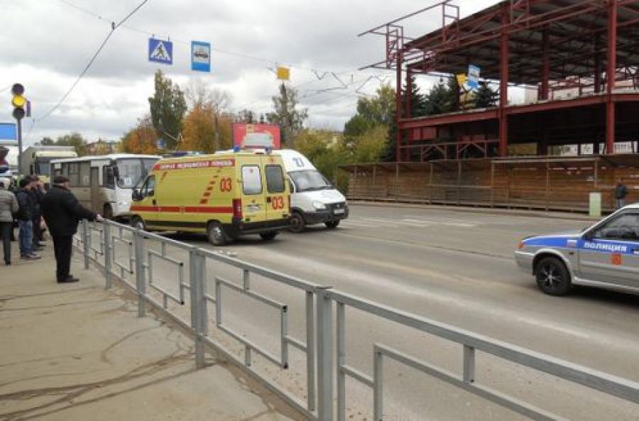 В Твери в ДТП пострадал 10-летний мальчик