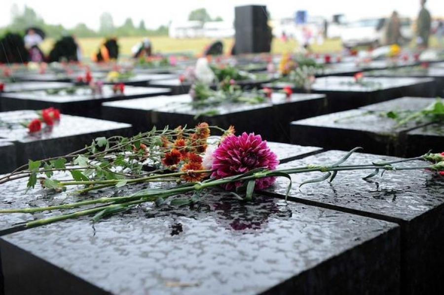 В Бельском районе почтили память воинов-сибиряков