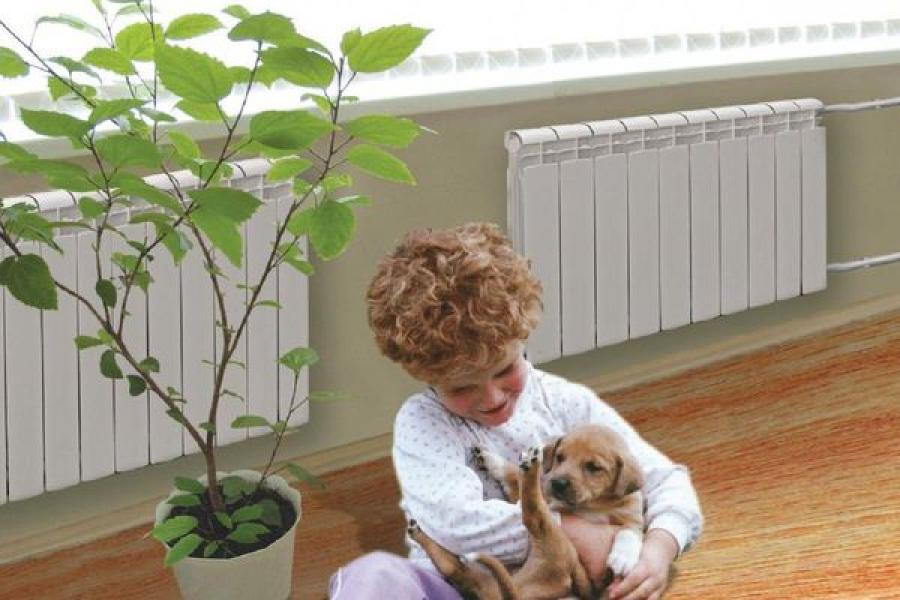 Тепло пришло в дома жителей Тверской области