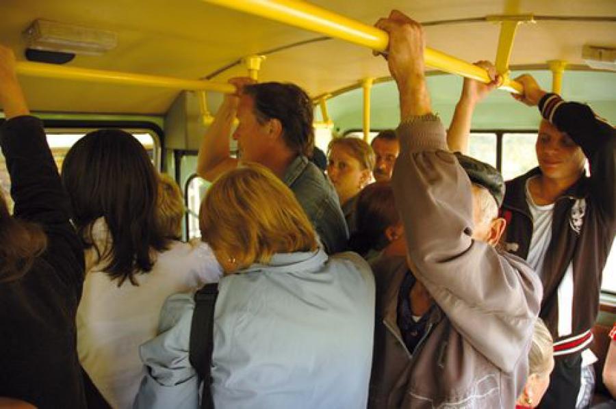 Изменилась схема движения тверских автобусов №56