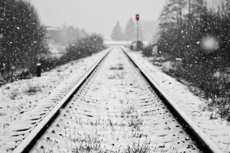 В Тверской области поезд сошел с рельсов