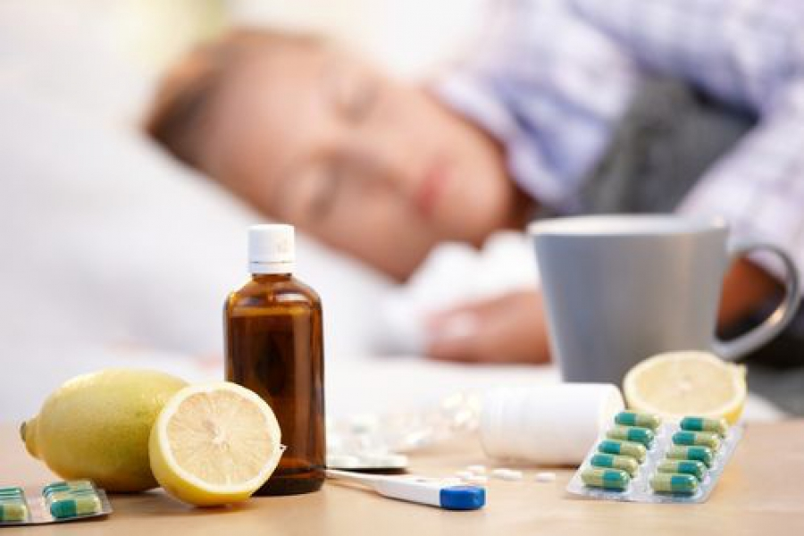 Заболевшие ОРВИ стали реже обращаться к врачам