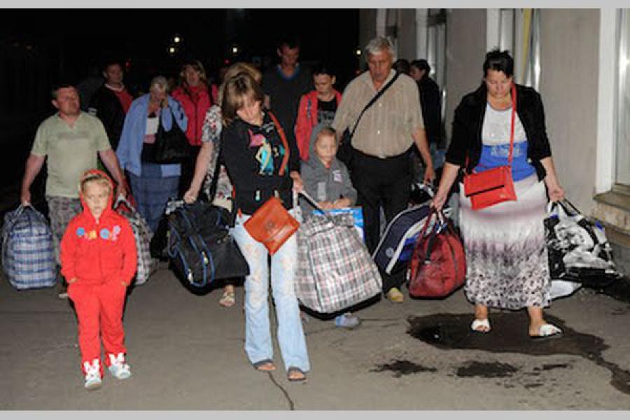 Муниципалитеты Тверской области принимают переселенцев из Украины