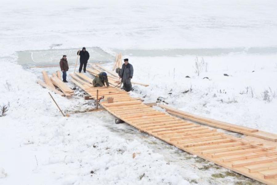 Определены места для крещенских купаний в Тверской области